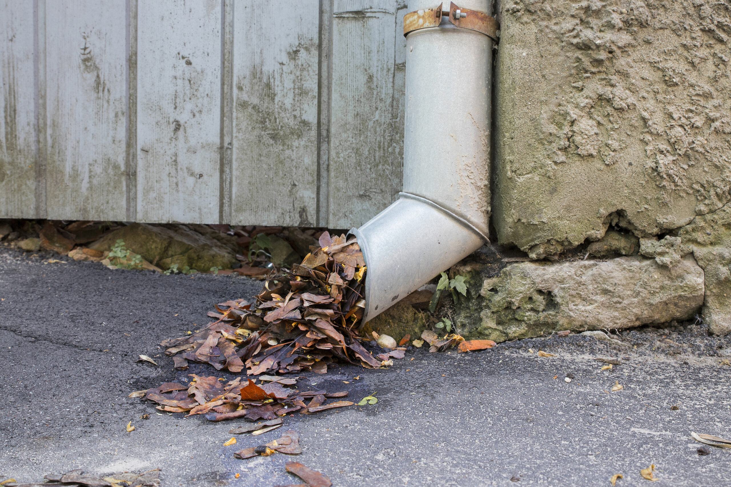 Full Downspout